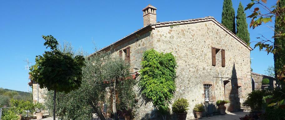 Vendita Casale/Rustico MONTAGNOLA SENESE: ZONA SOVICILLE. Vendesi, antica proprietà ristrutturata, all'interno di un...