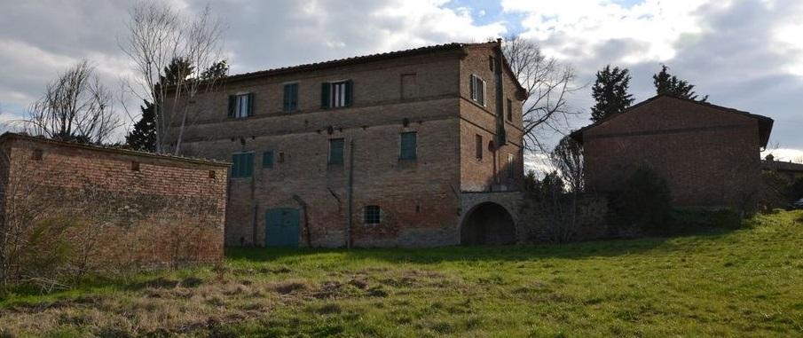 Vendita Casale/Rustico A CIRCA 1,5 KM DAL BORGO DI STIGLIANO (SOVICILLE - SI). Vendesi, bellissima proprietà immersa nella...