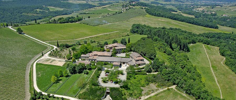 Vendita Azienda agricola CHIANTI. Azienda vinicola di 170 ha  ubicata nelle colline del Chianti, nel cuore del prestigioso...